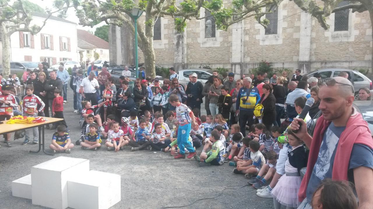 Challenge à Saint-Sauveur de Meilhan 14/05/2016