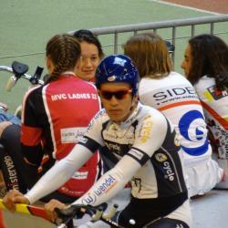 Championnat d'Aquitaine piste 2016