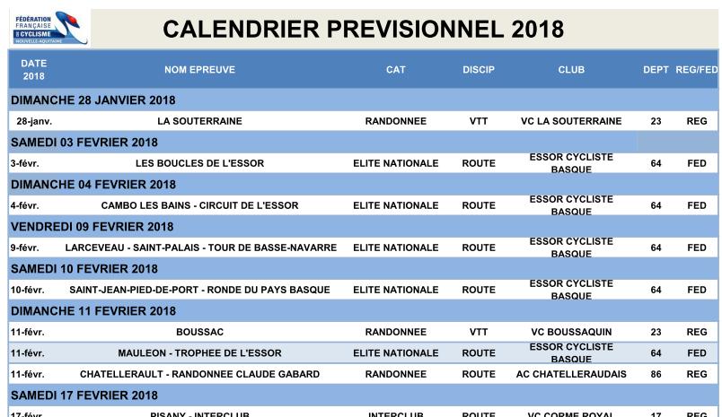 bf9efd02379  ▻ Calendrier prévisionnel Nouvelle-Aquitaine 2018 .