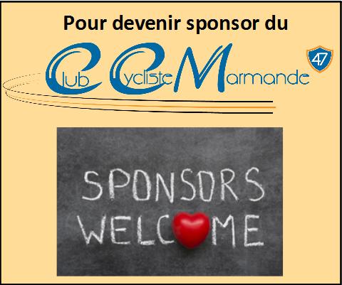 =► Devenez sponsors du CCM47