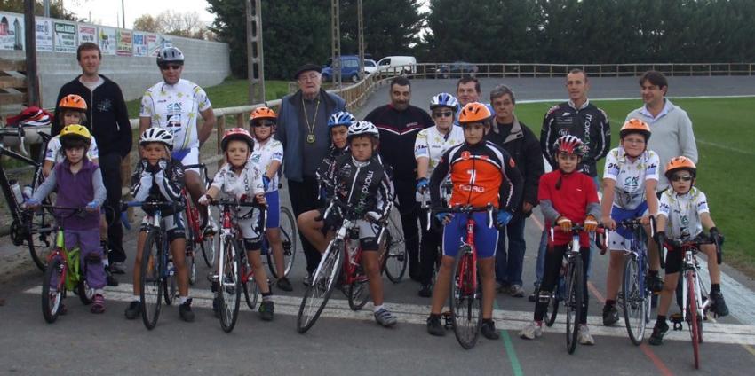 Ecole cyclisme