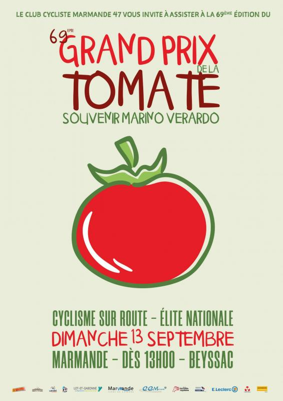 Grand prix tomate 2020