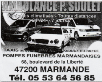 Soulie ambulance