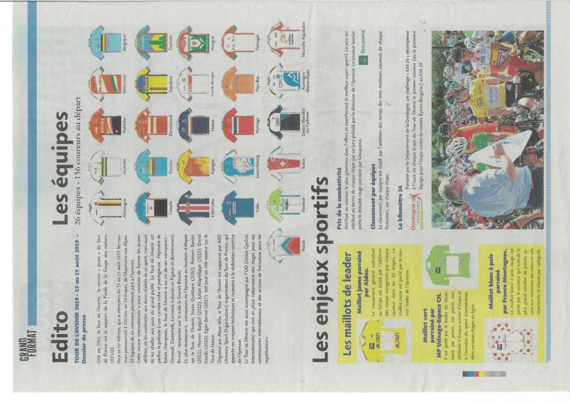 Tour de l avenir grand format page 2