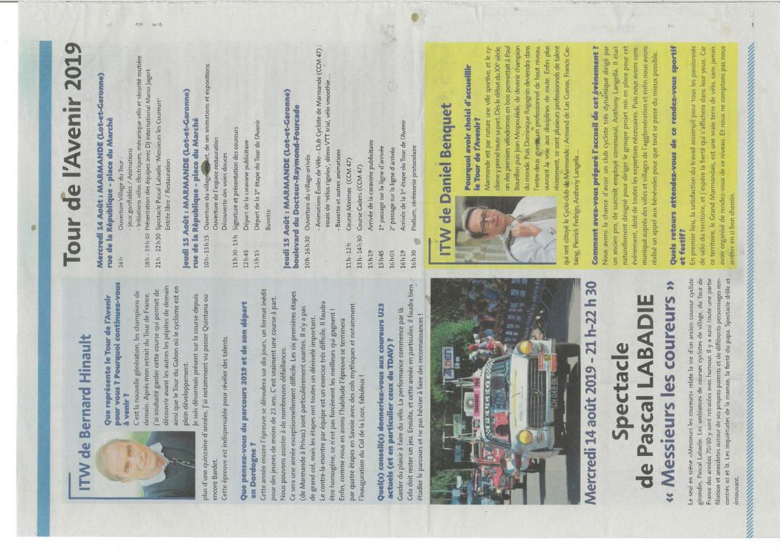 Tour de l avenir grand format page 3