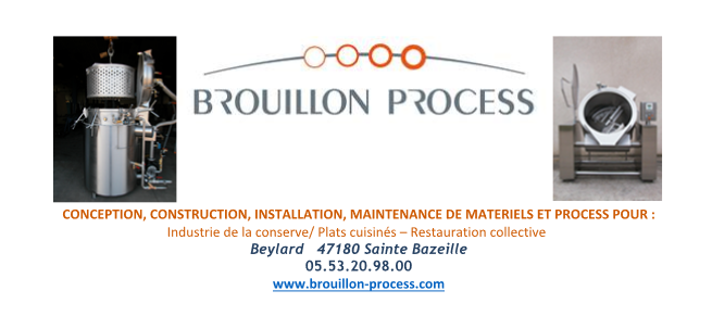 Xbrouillon process